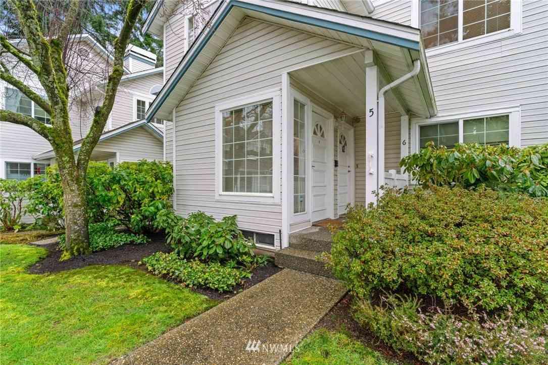 18541 Linden Avenue N #5, Shoreline, WA, 98133,