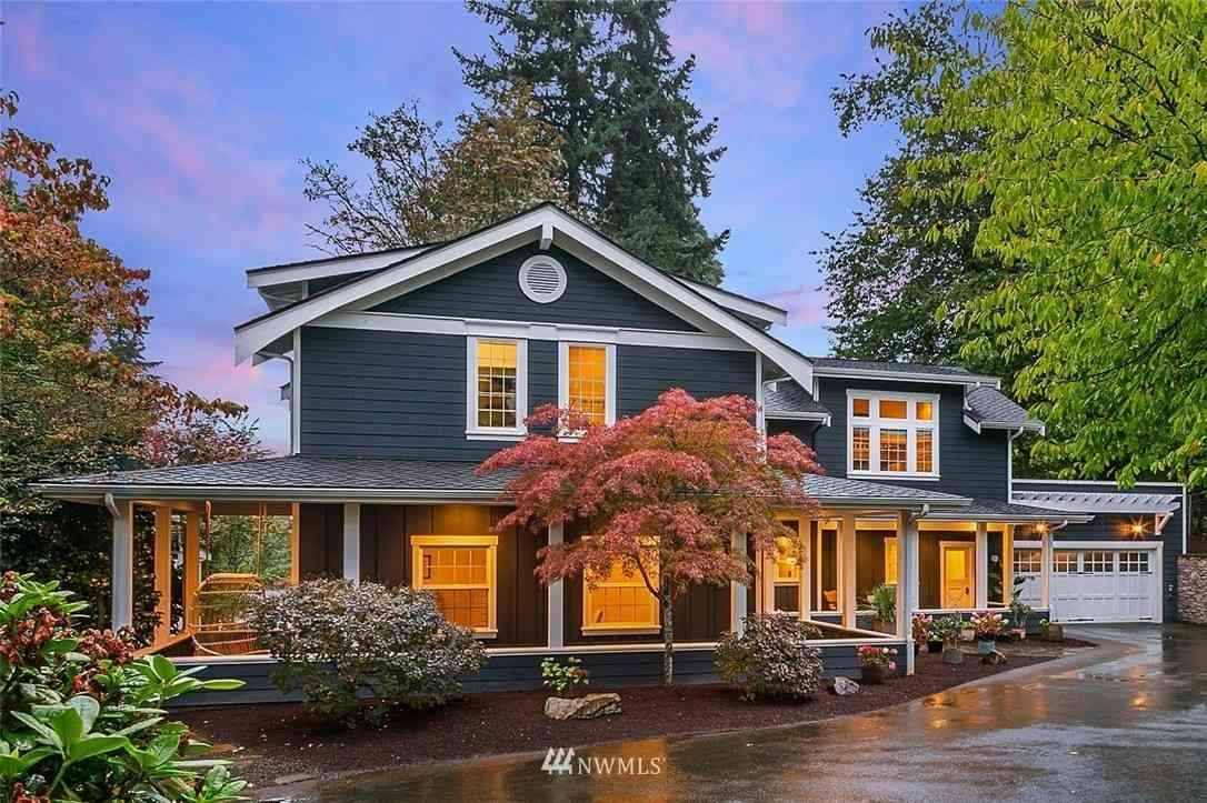 903 91st Avenue NE, Bellevue, WA, 98004,