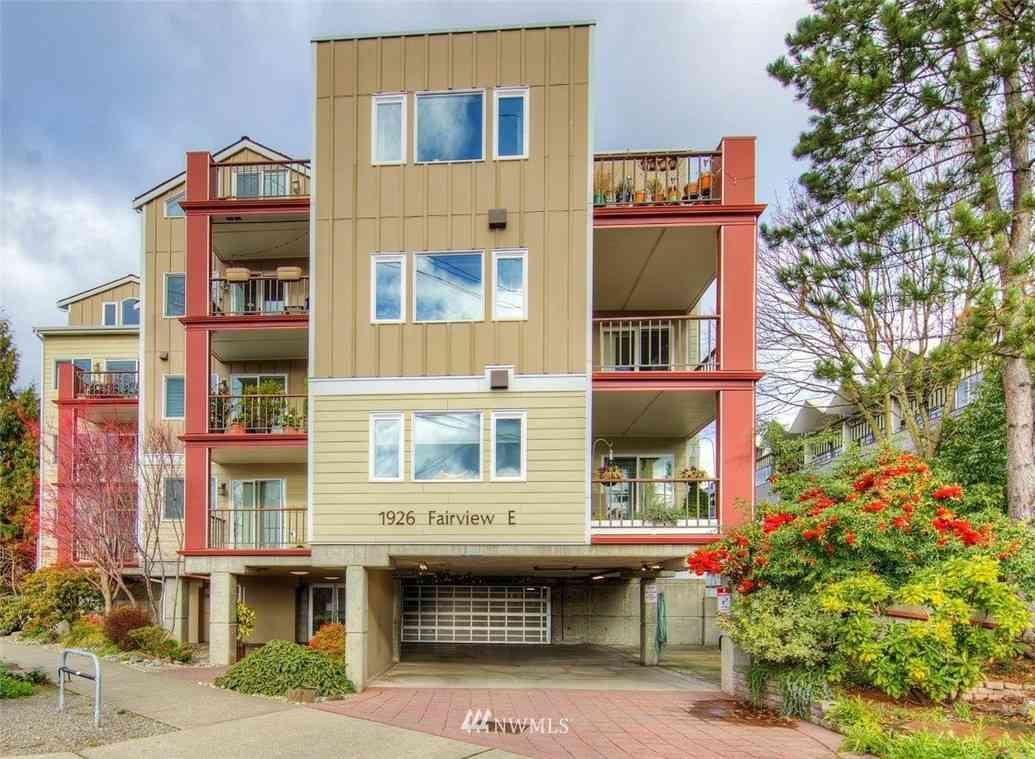 1926 Fairview Avenue E #109, Seattle, WA, 98102,