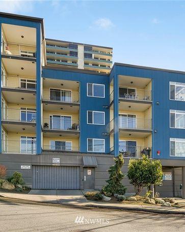 500 Elliott Avenue W #307 Seattle, WA, 98119