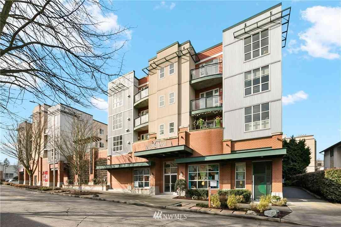 2331 42nd Avenue SW #416, Seattle, WA, 98116,