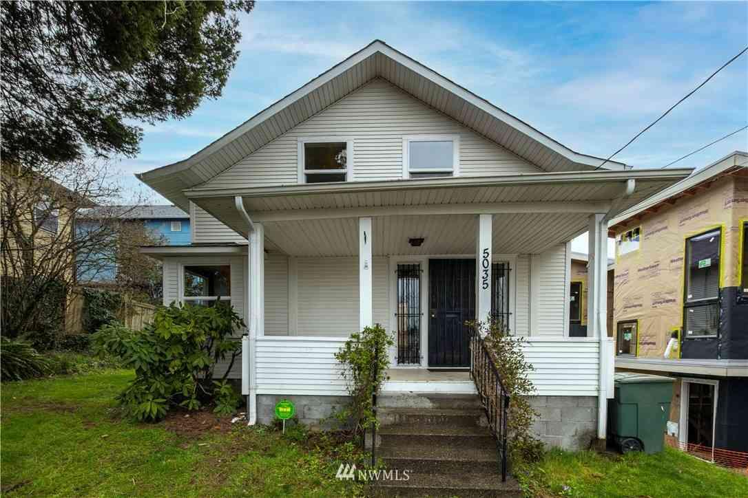 5035 35th Avenue S, Seattle, WA, 98118,
