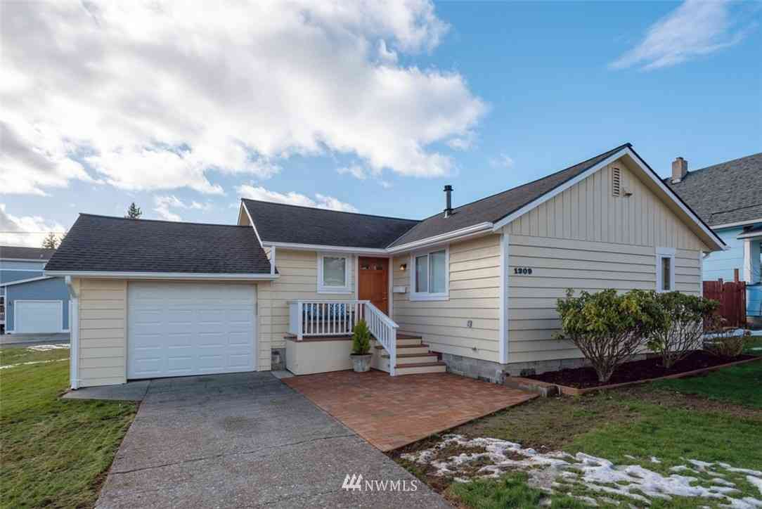 1309 16th Street, Anacortes, WA, 98221,