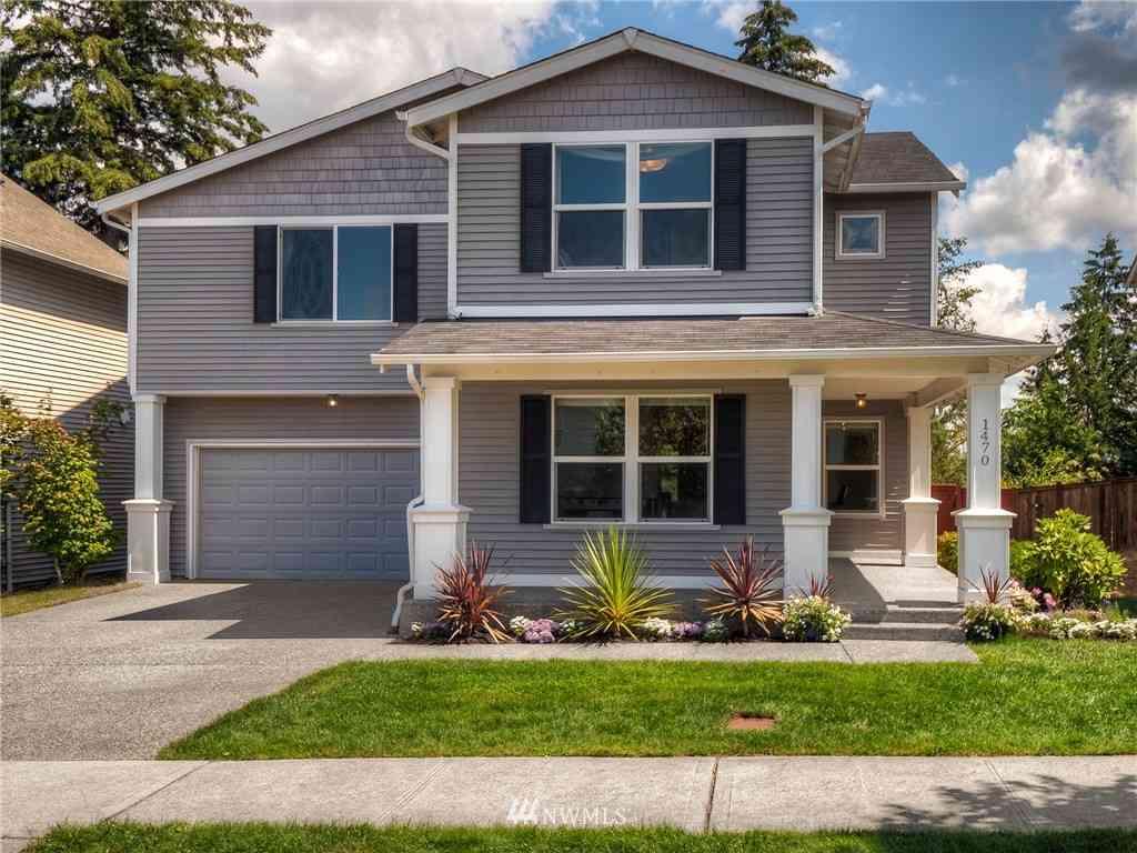 1470 Packwood Avenue, Dupont, WA, 98327,
