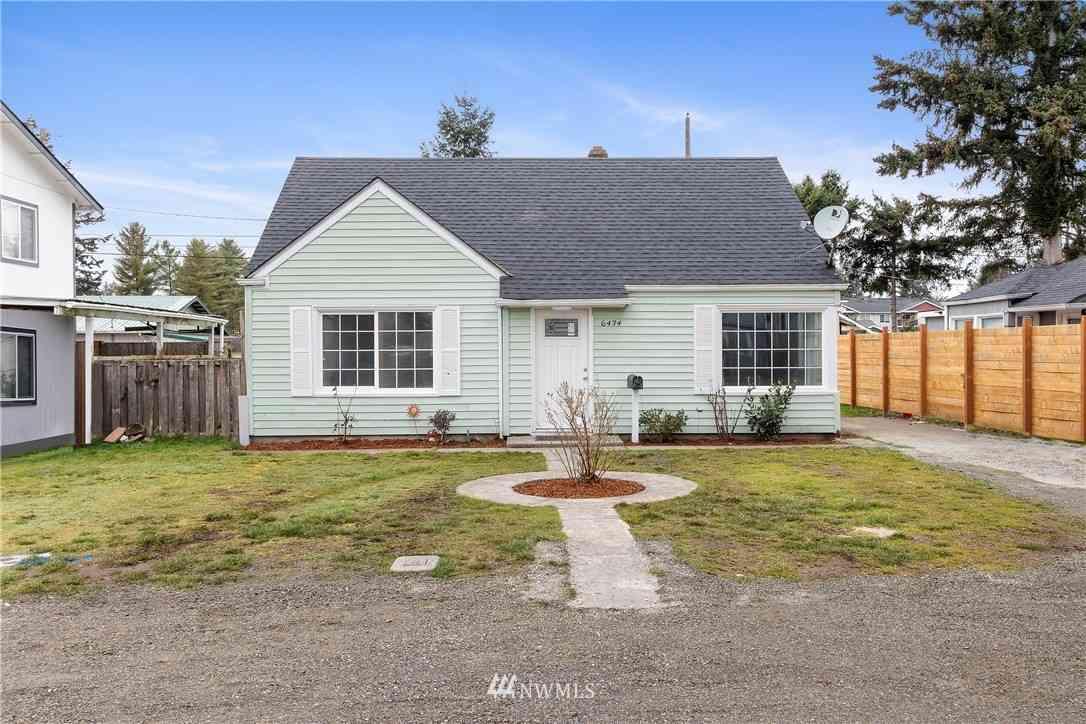 6434 S Orchard Street, Tacoma, WA, 98467,