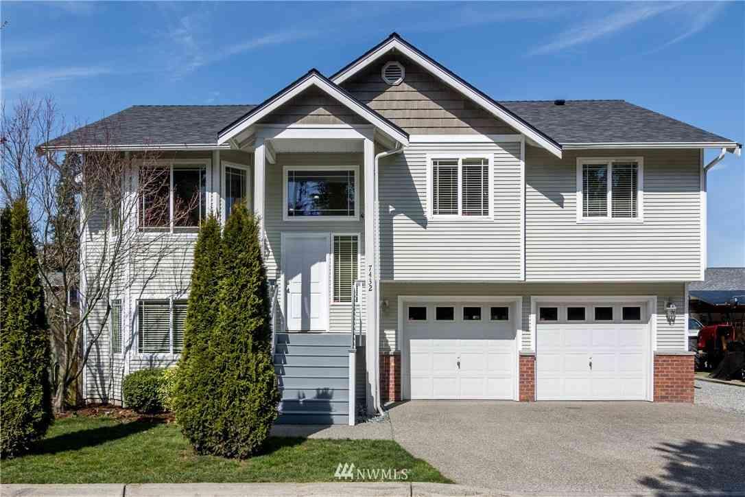 7432 Upper Ridge Road, Everett, WA, 98203,