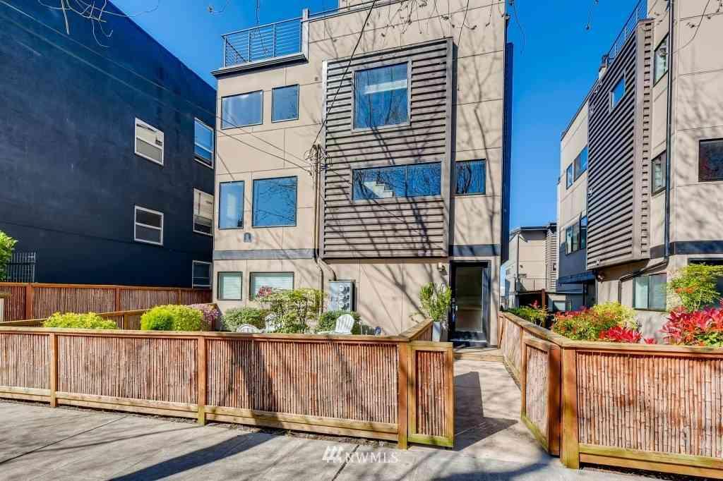 109 13th Avenue E #C, Seattle, WA, 98102,