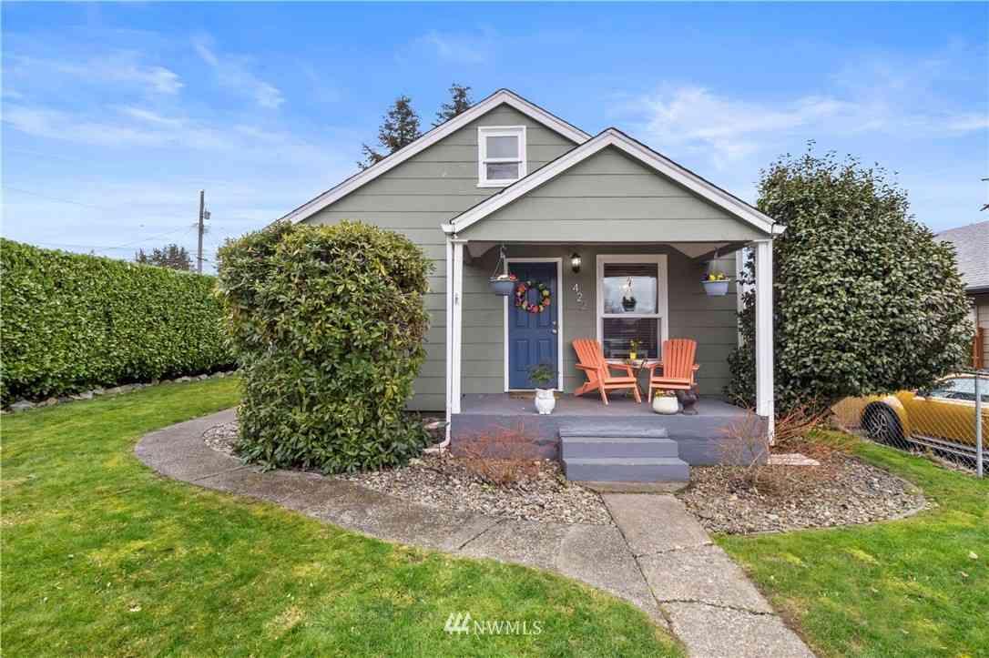 422 East 62nd Street, Tacoma, WA, 98404,