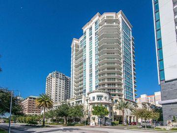 450 KNIGHTS RUN AVENUE #1204, Tampa, FL, 33602,