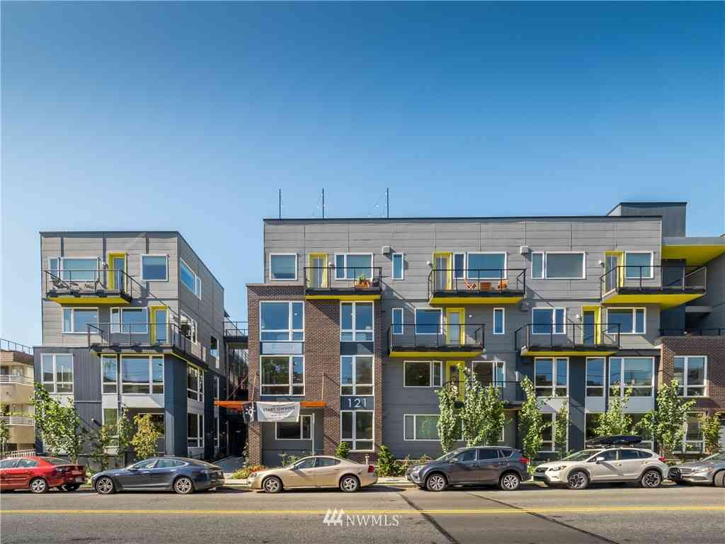 121 12th Avenue E #100, Seattle, WA, 98102,