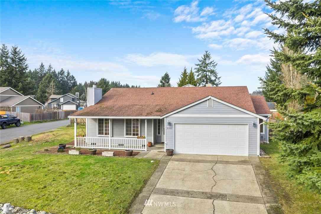 2201 149th Street E, Tacoma, WA, 98445,
