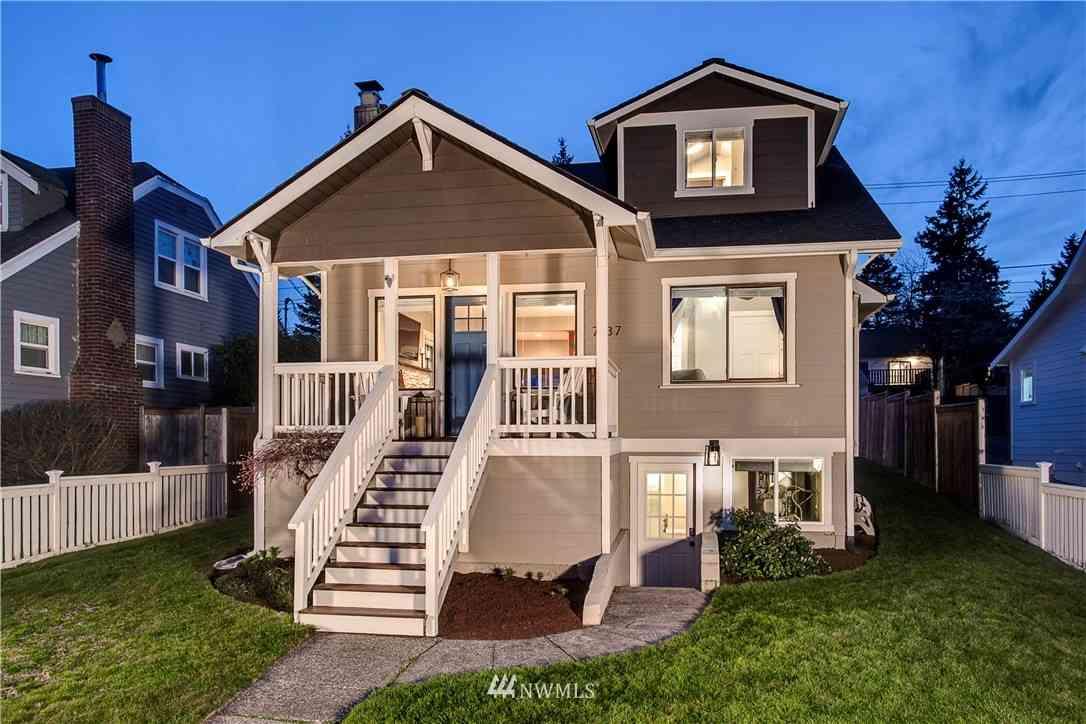 7137 32nd Avenue SW, Seattle, WA, 98126,