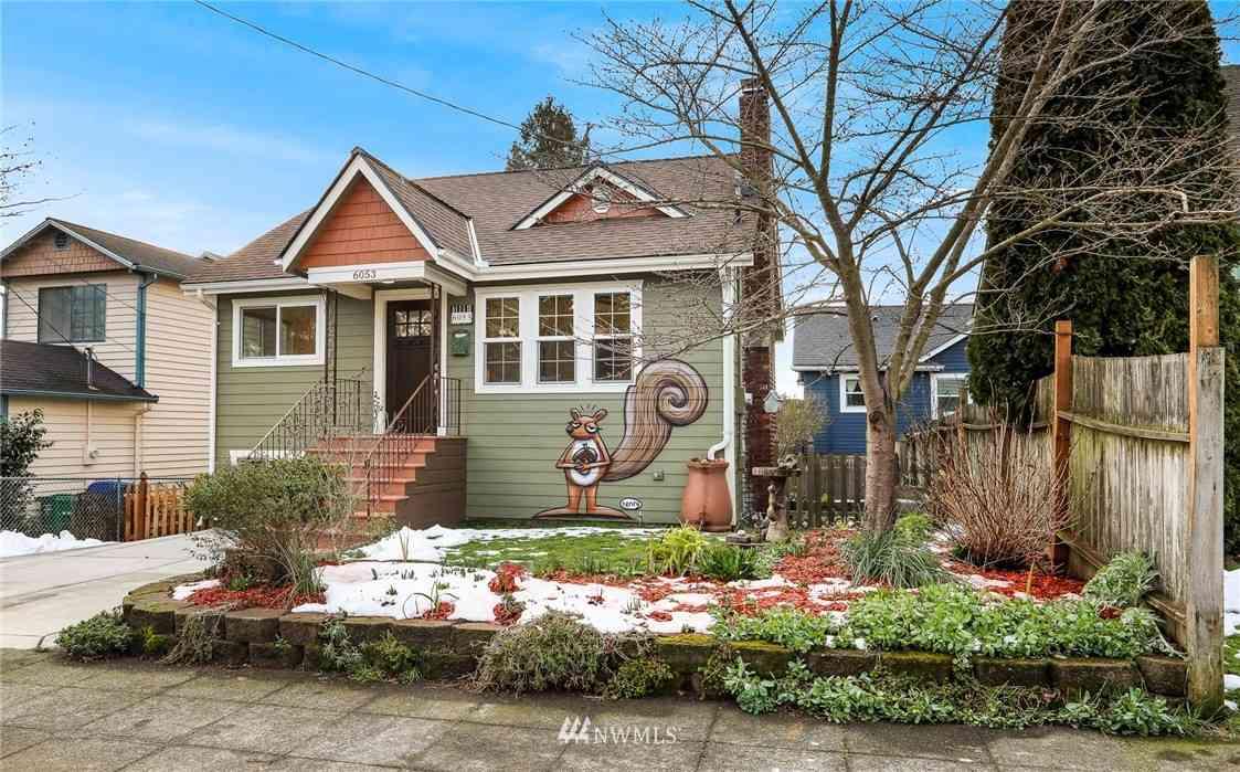 6053 5th Avenue NW, Seattle, WA, 98107,