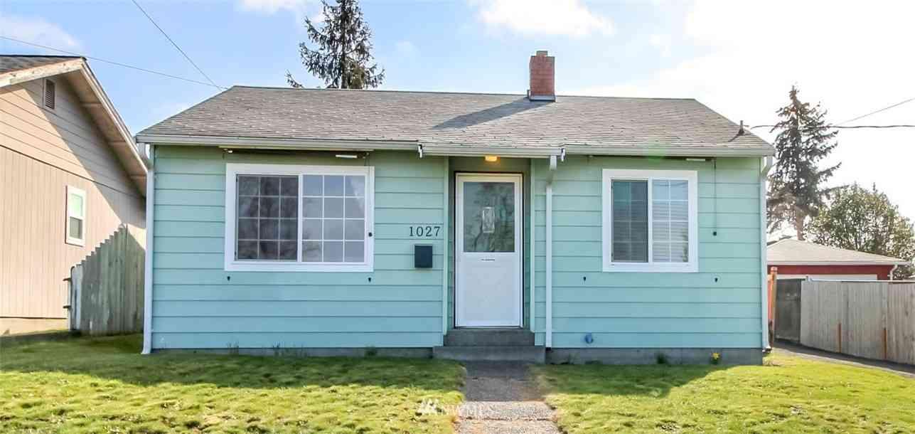 1027 S Howard Street, Tacoma, WA, 98465,