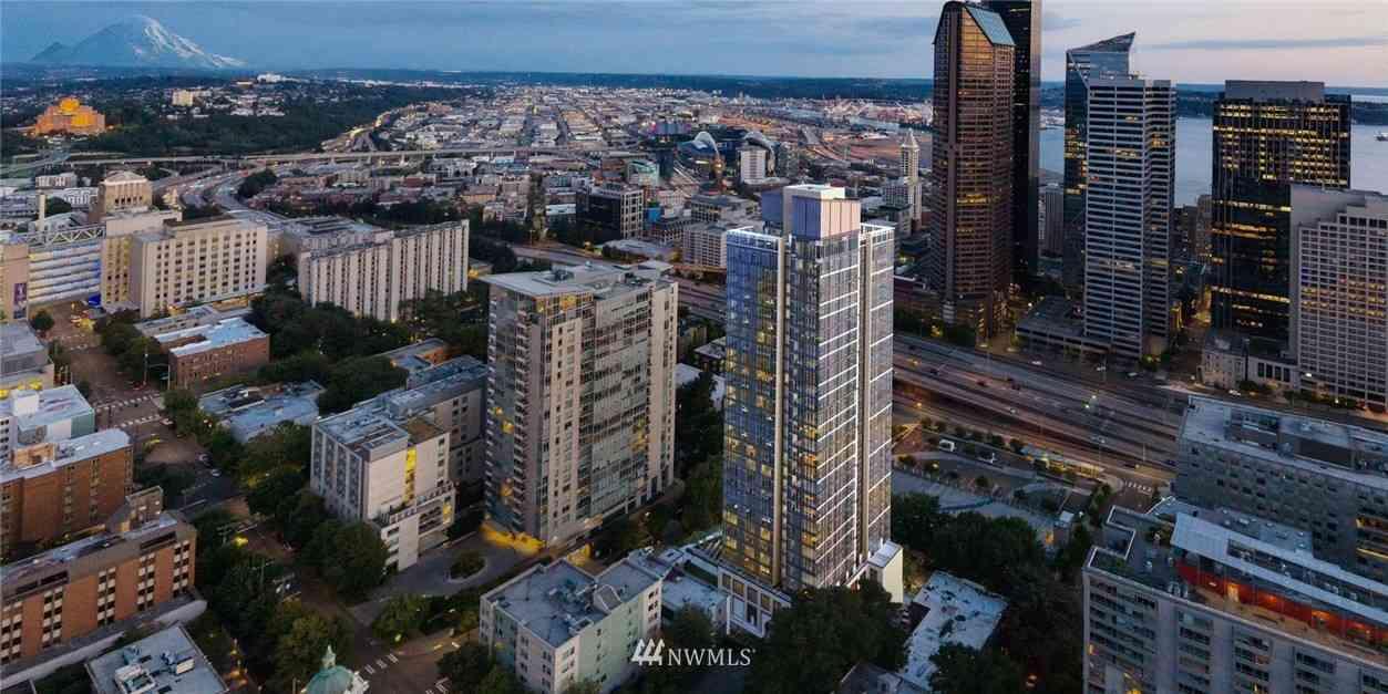 800 Columbia Street #810, Seattle, WA, 98104,