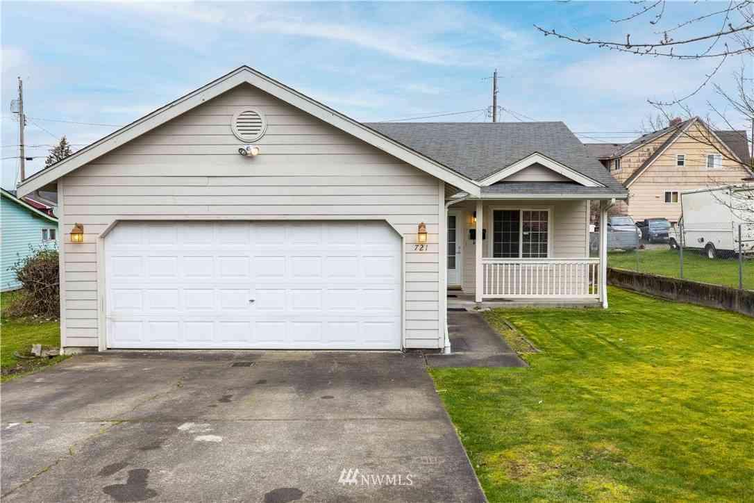 721 E 55th Street, Tacoma, WA, 98404,