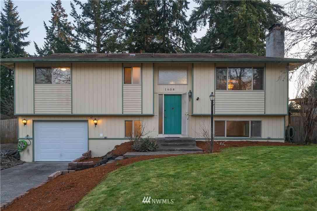 1608 155th Street E, Tacoma, WA, 98445,