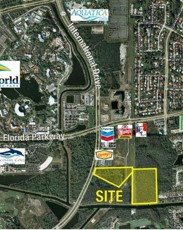 11101 INTERNATIONAL DRIVE Orlando, FL, 32821
