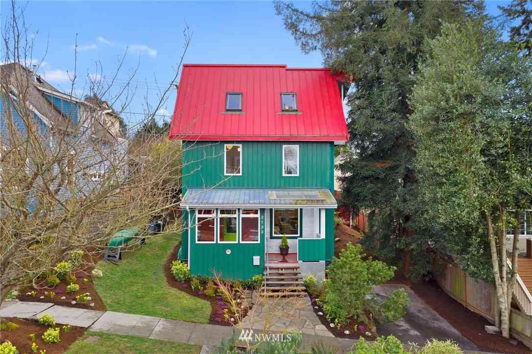 2133 N 63rd Street, Seattle, WA, 98103,