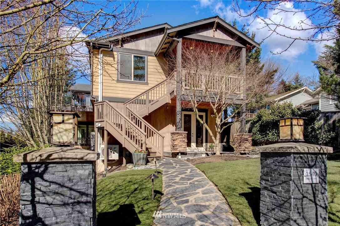1540 Kirkland Avenue, Kirkland, WA, 98033,