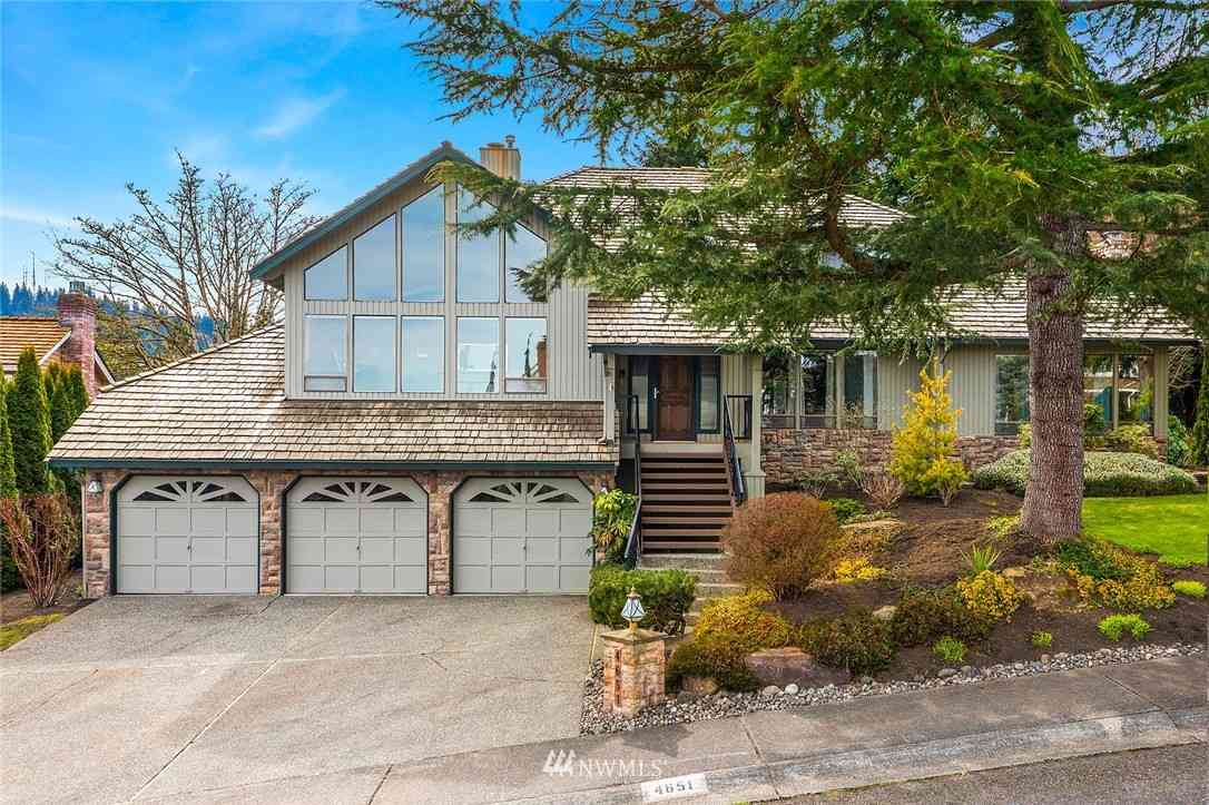 4651 175th Avenue SE, Bellevue, WA, 98006,