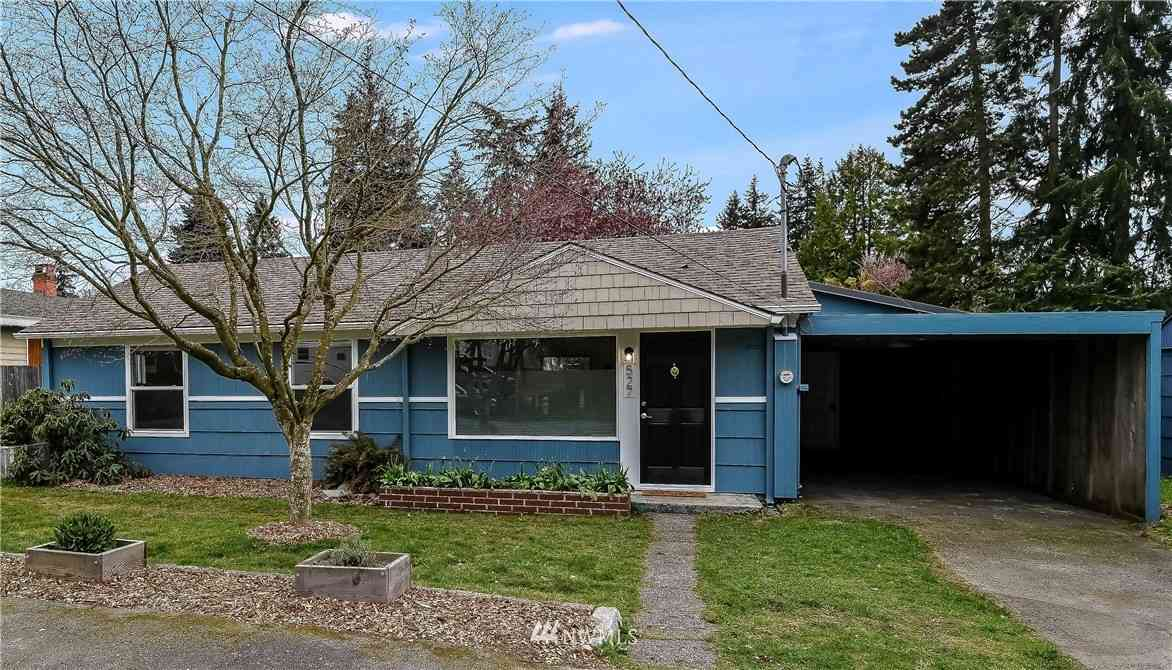 527 NE 127th Street, Seattle, WA, 98125,