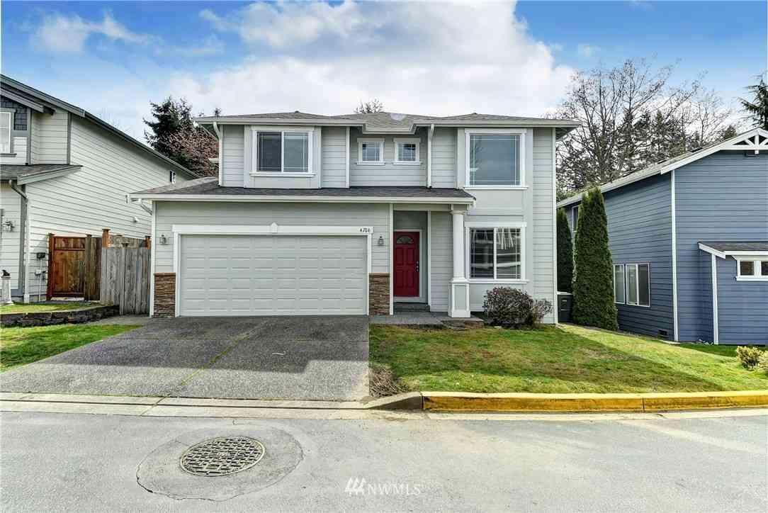 4706 158th Place SW, Lynnwood, WA, 98087,