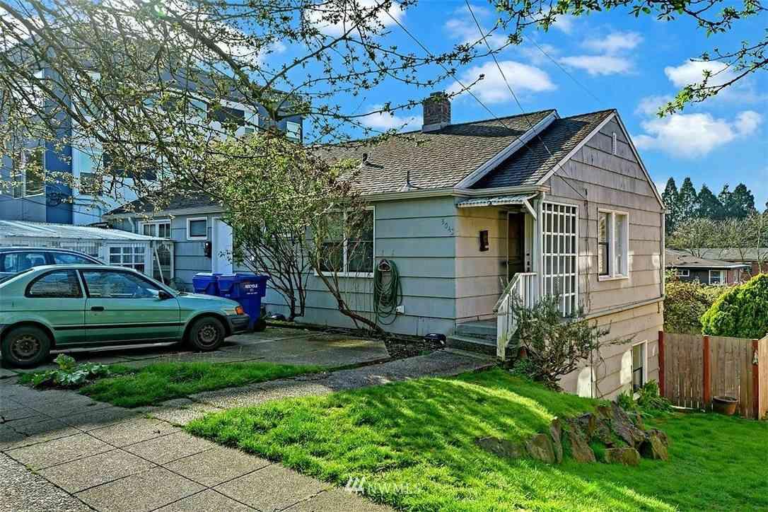3037 NW 56th Street, Seattle, WA, 98107,