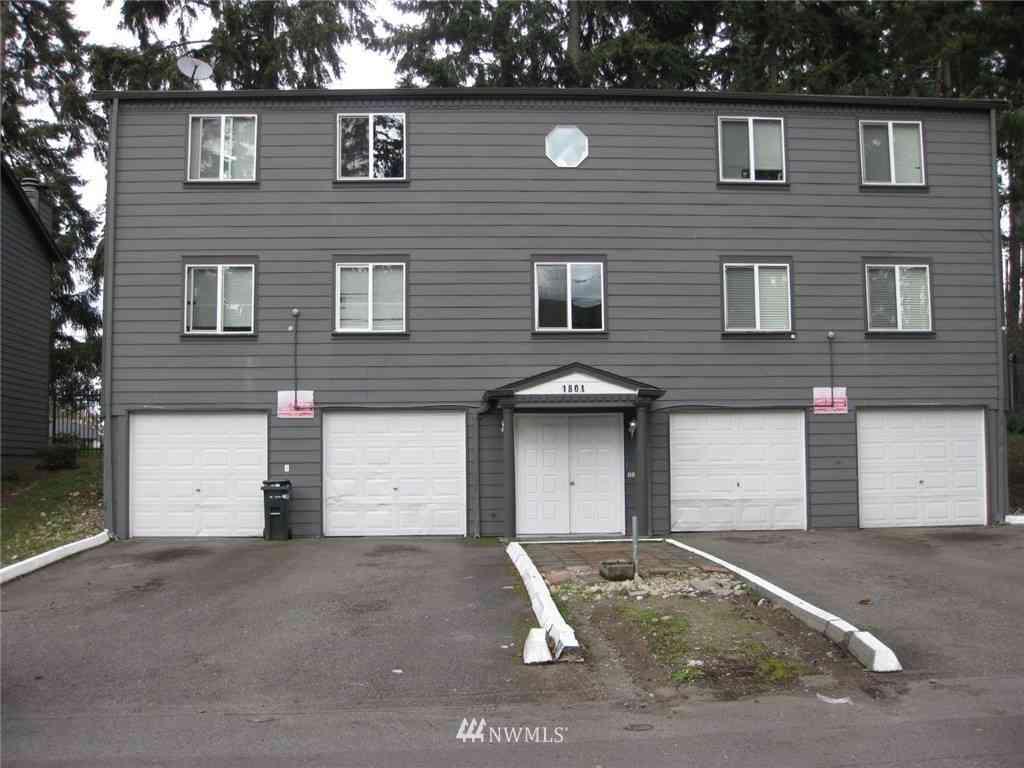 1801 S Woodland Glen Drive, Tacoma, WA, 98444,