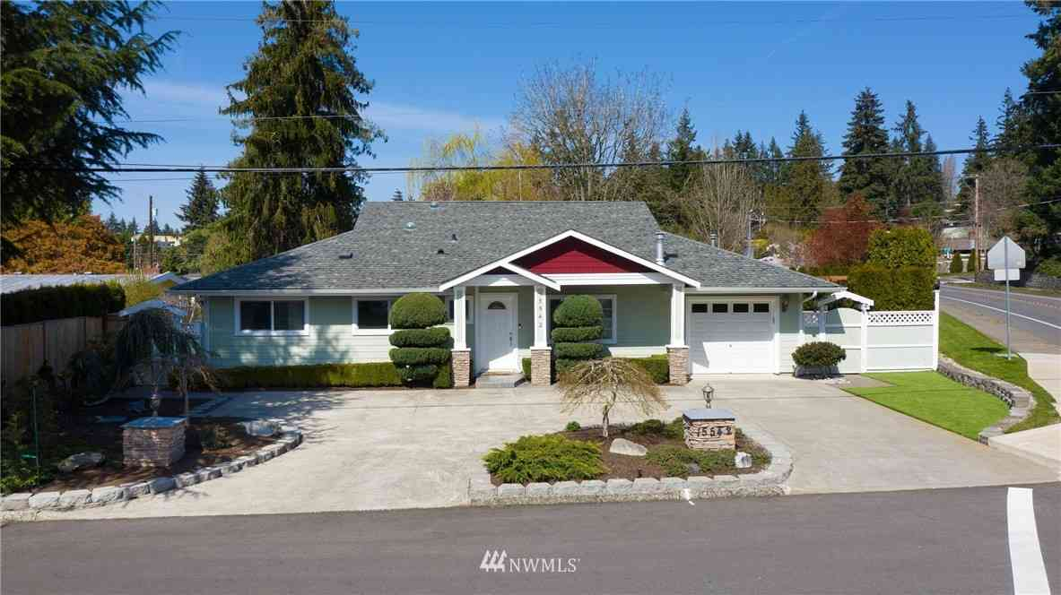 15542 SE 10th Street, Bellevue, WA, 98007,