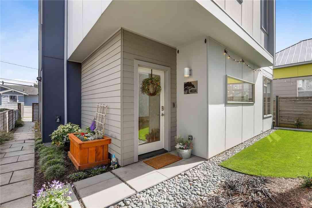 4034 Linden Avenue N, Seattle, WA, 98103,