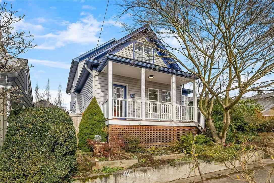 724 N 72nd Street, Seattle, WA, 98103,