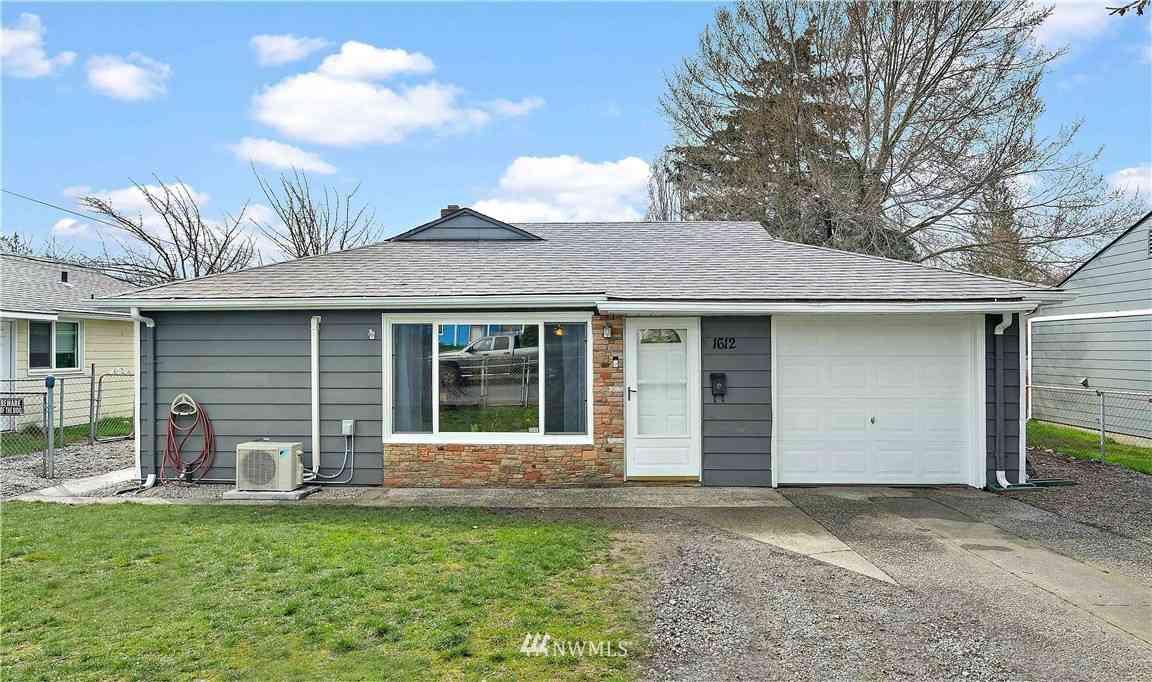1612 S Ridgewood Avenue, Tacoma, WA, 98405,