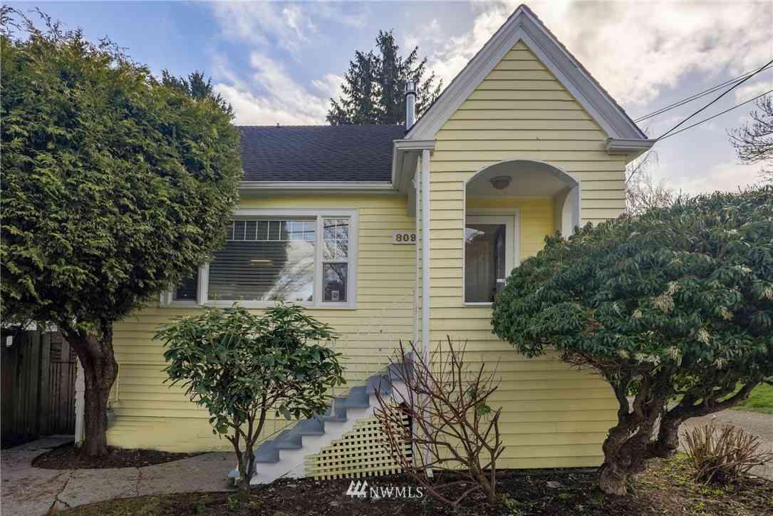 809 NW 77th Street, Seattle, WA, 98117,