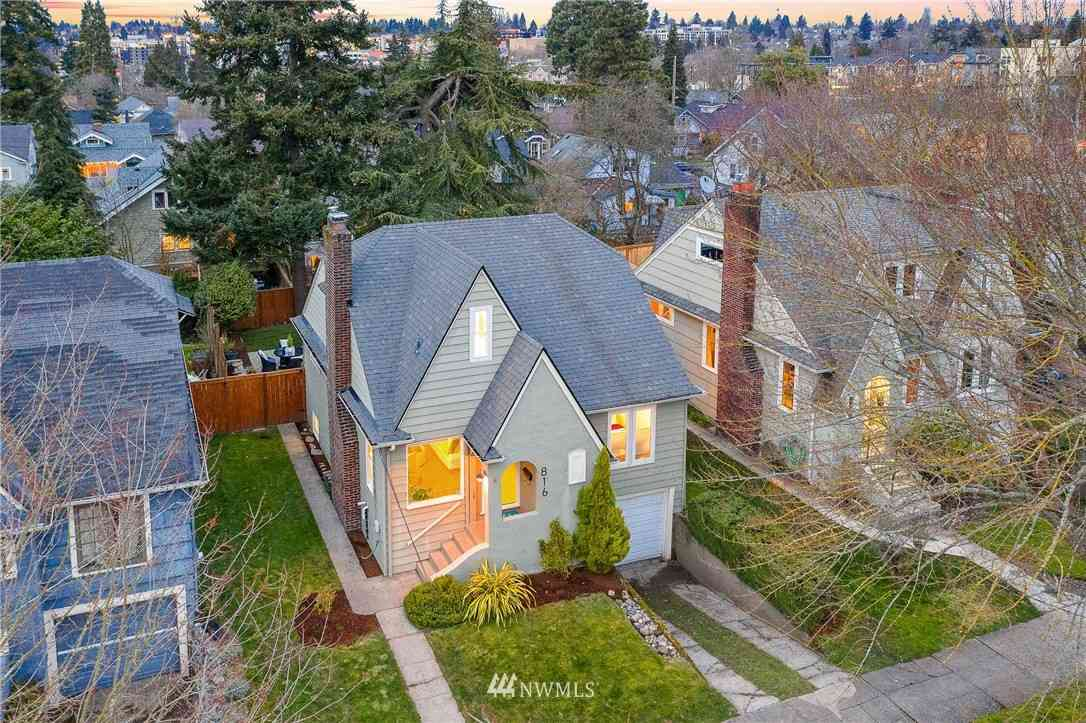816 NE 56th Street, Seattle, WA, 98105,