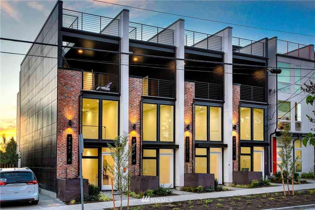 5507 4th Avenue NW, Seattle, WA, 98107,