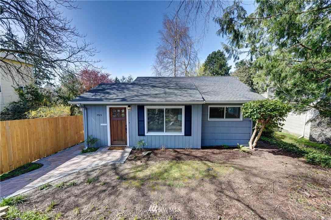 7515 14th Avenue SW, Seattle, WA, 98106,