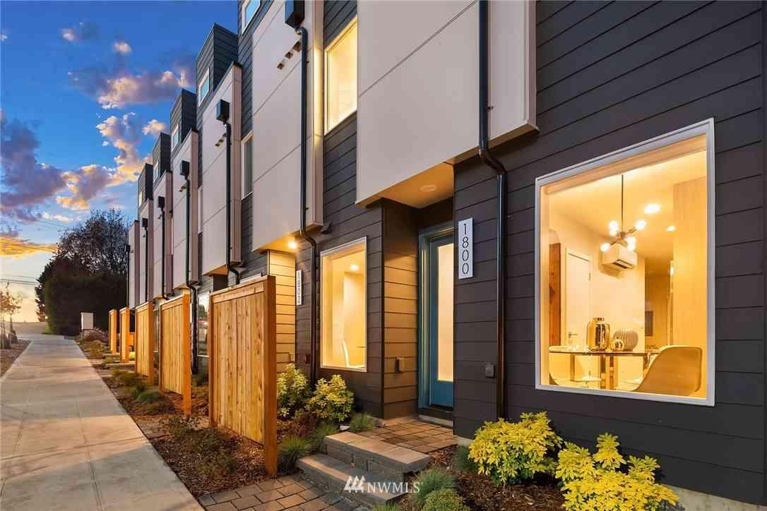 1810 NW 85th Street, Seattle, WA, 98117,