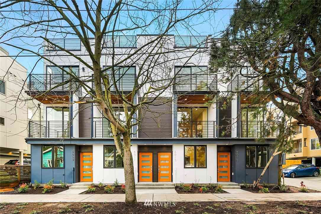 6011 SW Stevens Street, Seattle, WA, 98116,