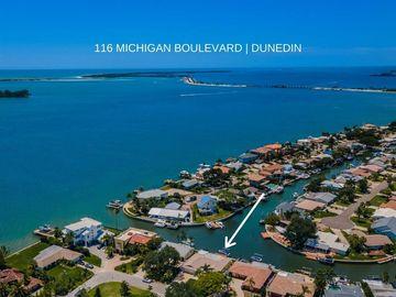 116 MICHIGAN BOULEVARD, Dunedin, FL, 34698,