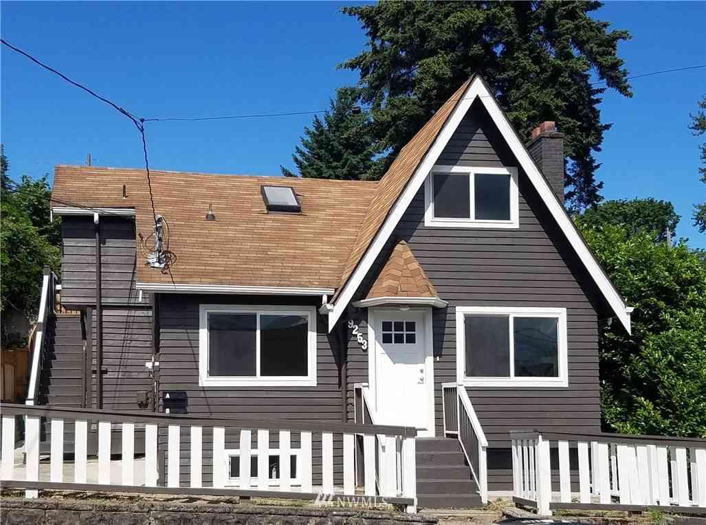 9253 51st Avenue S, Seattle, WA, 98118,