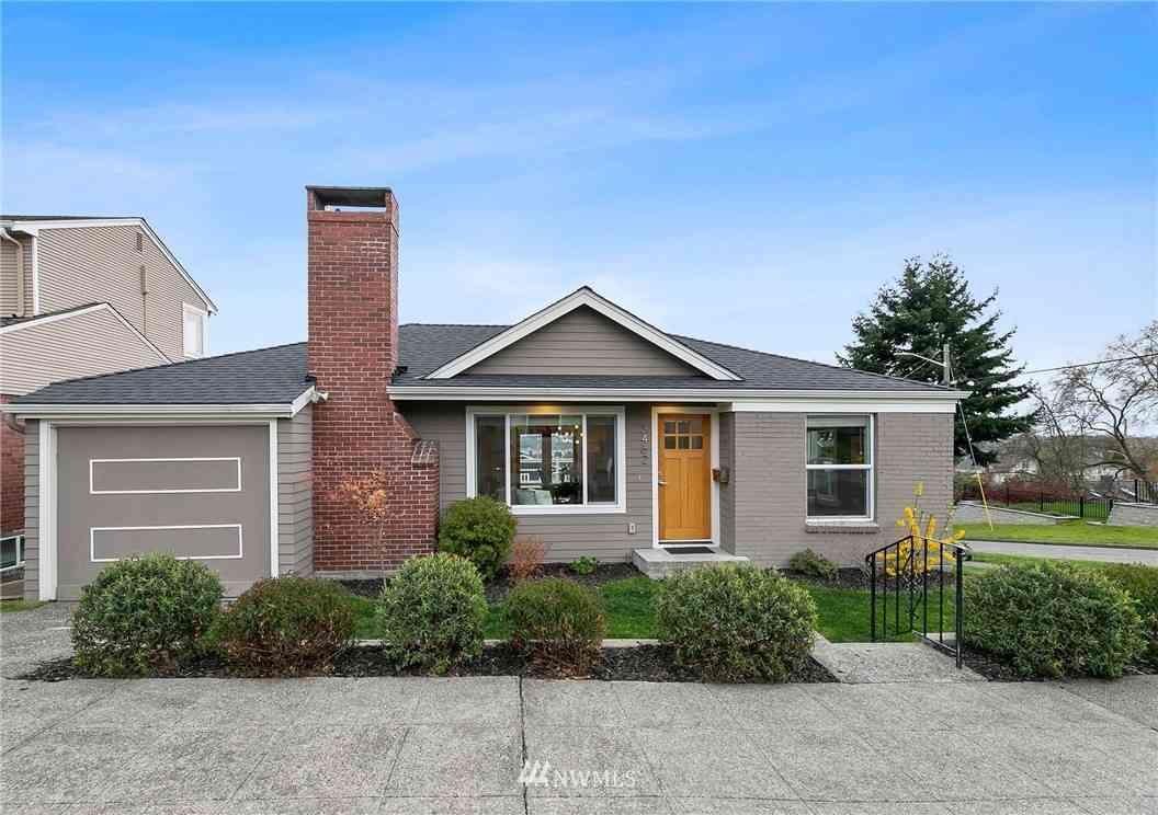 3462 Belvidere Avenue SW, Seattle, WA, 98126,