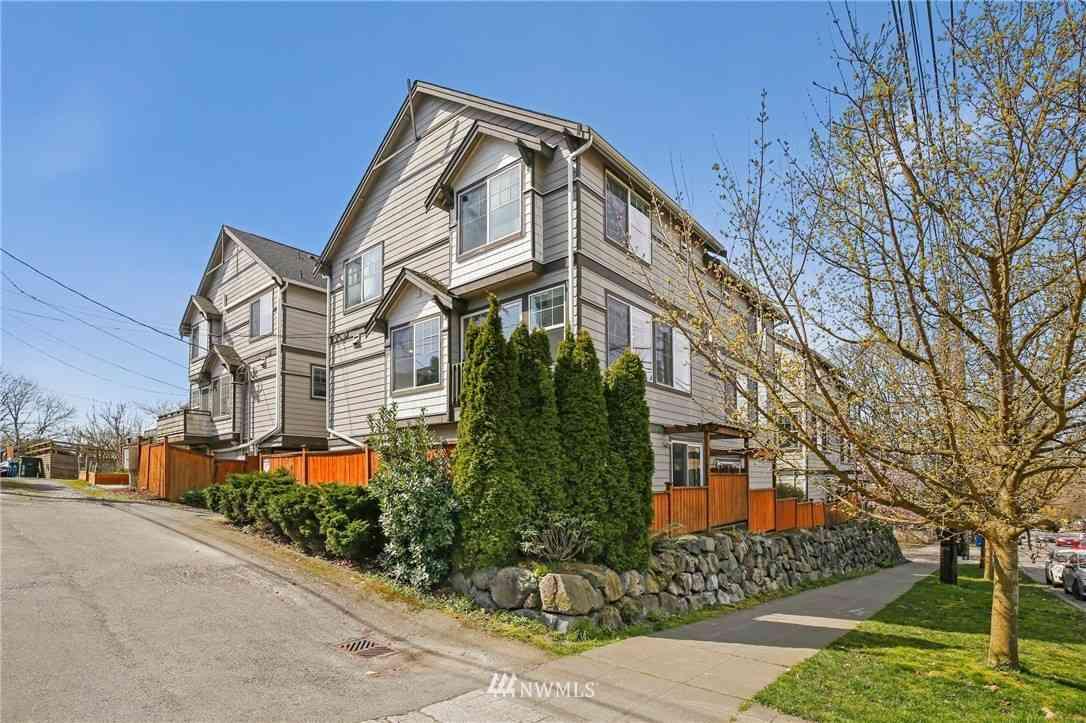 1507 E Union Street #B, Seattle, WA, 98122,