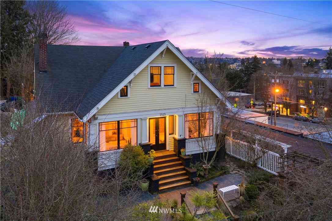 1315 N 44th Street, Seattle, WA, 98103,