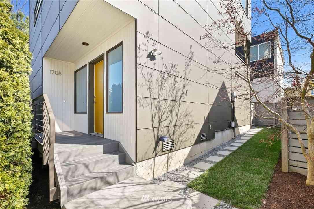 1708 NW 61st Street, Seattle, WA, 98107,