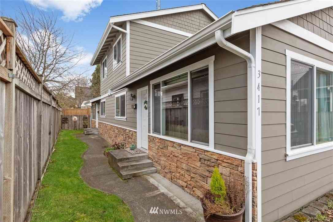 3417 S Proctor Street, Tacoma, WA, 98409,