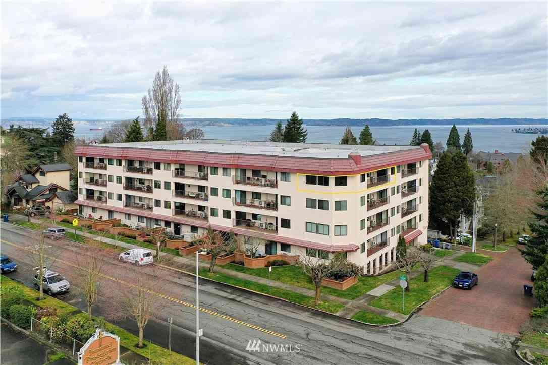 909 N I Street #410, Tacoma, WA, 98403,