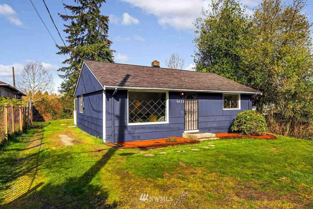 8633 24th Avenue SW, Seattle, WA, 98106,