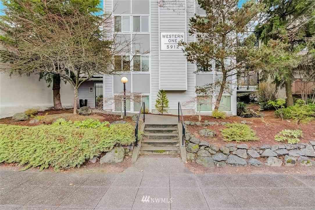 5912 California Avenue SW #101, Seattle, WA, 98136,