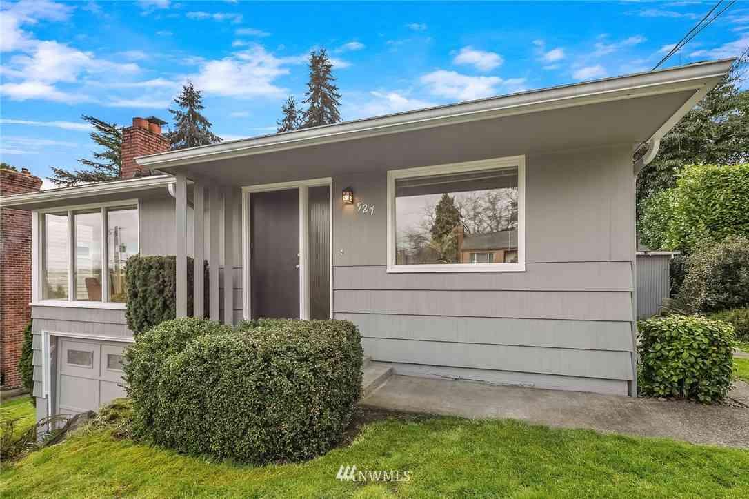 927 NW 96th Street, Seattle, WA, 98117,
